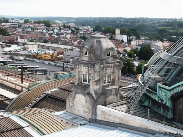 Vue sur Dôme et Limoges